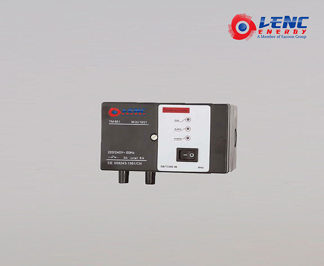 TM-681 Series Combustion Controller