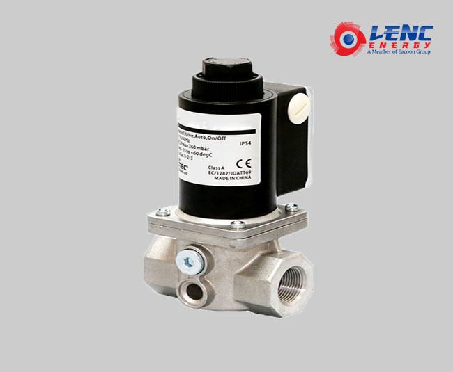 Adjustable Flow Solenoid Valve LCV-RG Series
